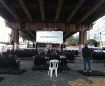 Projeto Cine Rua 7